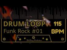 Embedded thumbnail for Funk Rock #01 - Free Drum Loop 115 BPM (Backing Track Bateria)