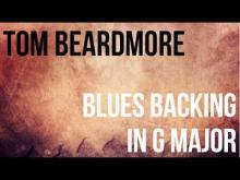 Embedded thumbnail for Guitar Backing Track In G Major - Blues / Rock / Shuffle