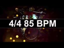 Embedded thumbnail for Drums Metronome 85 BPM