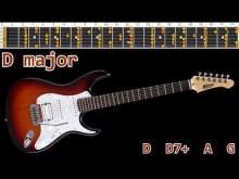 Embedded thumbnail for Sentimental Rock Ballad Guitar Backing Track - D major | 75bpm