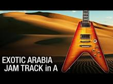 Embedded thumbnail for A Phrygian Dominant Exotic Arabia Backing Track 109 bpm