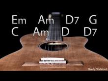 Embedded thumbnail for Acoustic Funky Backing Track Jam E Minor