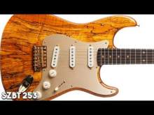 Embedded thumbnail for Groovy Blues Backing Track in A minor | #SZBT 253
