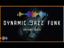 Embedded thumbnail for Dynamic Jazz Funk Backing Track in F Dorian Blues