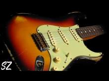Embedded thumbnail for Lonesome Slow Blues Backing Track in A minor | #SZBT 640