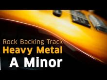 Embedded thumbnail for Hammer ! Guitarjamtrack Rock Heavy Metal | JAMTRACK.de