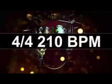 Embedded thumbnail for Drums Metronome 210 BPM