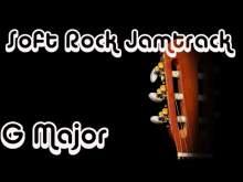 Embedded thumbnail for Soft Rock Jamtrack - G Major