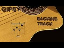 Embedded thumbnail for Gipsy Latin Swing Jazz Guitar Backing Track A minor