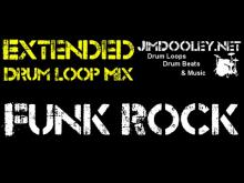 Embedded thumbnail for Extended Drum Loop Mix - Funk Rock 115 BPM - JimDooley.net