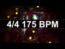 Embedded thumbnail for Drums Metronome 175 BPM