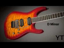 Embedded thumbnail for Heavy Rock Backing Track D Minor