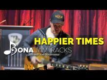 "Embedded thumbnail for Bona Jam Tracks - ""Happier Times"" Official Joe Bonamassa Guitar Backing Track in C Minor"