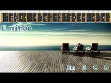 Embedded thumbnail for Emotional Sensitive Rock Ballad Style Guitar Backing Track - E minor | 100 bpm