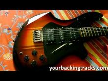 Embedded thumbnail for Minor Smooth Jazz Backing Track in Bm / Free Guitar Jam Tracks TCDG