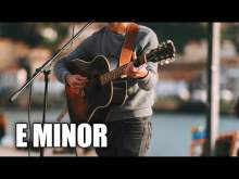 Embedded thumbnail for Acoustic Guitar Backing Track In E Minor | Grow