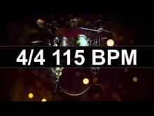 Embedded thumbnail for Drums Metronome 115 BPM