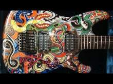 Embedded thumbnail for Satriani Style Backing Track in D minor | #SZBT 500