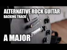 Embedded thumbnail for Alternative Rock Guitar Backing Track In A Major