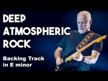 Embedded thumbnail for Deep Atmospheric rock Backing Track in Em