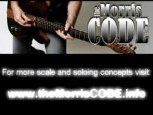 Embedded thumbnail for Guitar Backing Track [A7 D7] A major & minor pentatonic