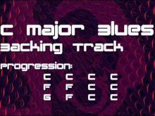 Embedded thumbnail for C Major Backing Track: 12 Bar Blues, Major, Blues Rock