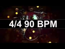 Embedded thumbnail for Drums Metronome 90 BPM