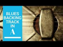Embedded thumbnail for Blues in A