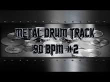 Embedded thumbnail for Modern Metal Drum Track 90 BPM | Preset 3.0 (HQ,HD)