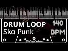 Embedded thumbnail for SKA PUNK - DRUM LOOP 140 BPM