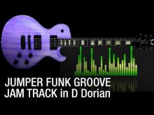 Embedded thumbnail for Hypnotic Funky Groove Backing Track in D Dorian 95 bpm