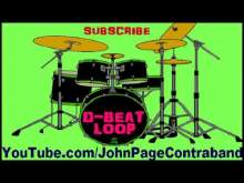 Embedded thumbnail for Fast D-Beat Drum Loop Track 200 bpm Practice Tool