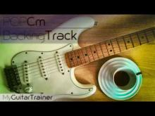 Embedded thumbnail for Backing Track - Pop Cm (4 chords song)
