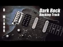 Embedded thumbnail for Dark Rock Guitar Backing Track D Minor   Jam in Dm