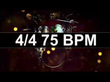 Embedded thumbnail for Drums Metronome 75 BPM