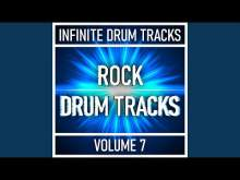 Embedded thumbnail for Simple Hard Rock Drum Track 100 BPM (Track ID-102)