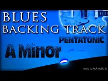Embedded thumbnail for Twelve-Bar Blues Backing Track Pentatonic A Minor