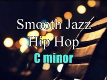 Hip hop, Jazz, Smooth backing track in the key of C