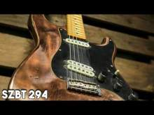 Embedded thumbnail for Deep Blues Backing Track in C minor | #SZBT 294