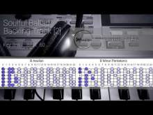 Embedded thumbnail for Soulfull Ballad Guitar Backing Track Jam In Bm [2]