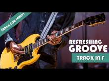 Embedded thumbnail for Refreshing Cheerful Groove Guitar Backing Track Jam in F/Dm