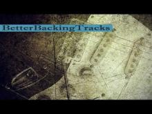 Embedded thumbnail for Blues in G Backing Track