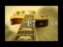 Embedded thumbnail for Texas Blues Shuffle Guitar Backing Track in E