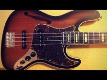 Embedded thumbnail for Blues Bass Backing Jam Track | E Minor