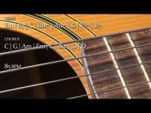 Embedded thumbnail for Sweet Acoustic Guitar Ballad Backing Track E Minor G Major