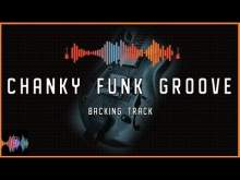 Embedded thumbnail for Chanky Funk Groove Backing Track in A Mixolydian Blues