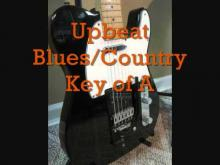 Embedded thumbnail for Upbeat Country Rock Backing Track - Jam Track in A