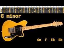 Embedded thumbnail for Knopfler Style Rock Guitar Backing Track - G minor | 125bpm