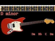Embedded thumbnail for Dub Reggae Guitar Backing Track - D minor | 125bpm