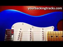 Embedded thumbnail for Minor Blues Backing Track in Ebm (Eb Minor) TCDG